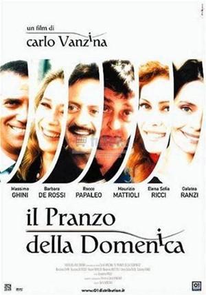 locandina ufficiale del film il_pranzo_della_domenica