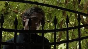 Elio Germano in una scena del film