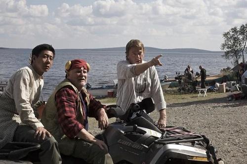 Il regista Mika Kaurismäki