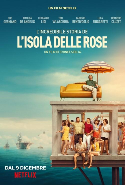 L'incredibile storia dell'isola delle rose