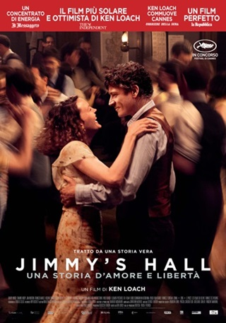 Jimmy's Hall Ken Loach