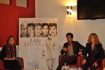 latin lover conferenza