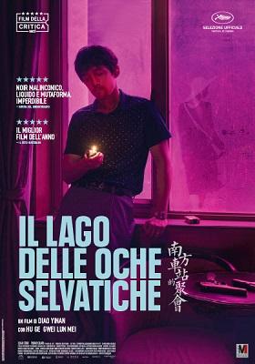 Poster del film Il lago delle oche selvatiche.