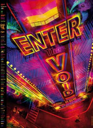 locandina enter the void