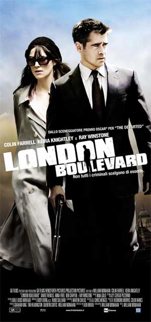 "locandina del film ""london boulevard"""