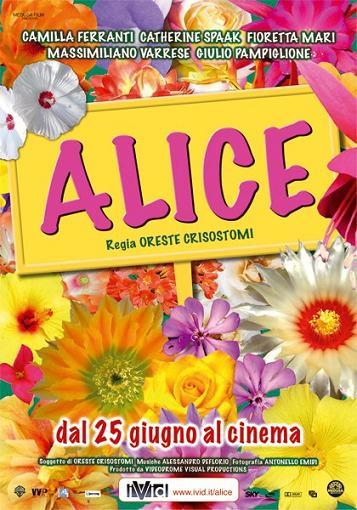 Locandina di Alice