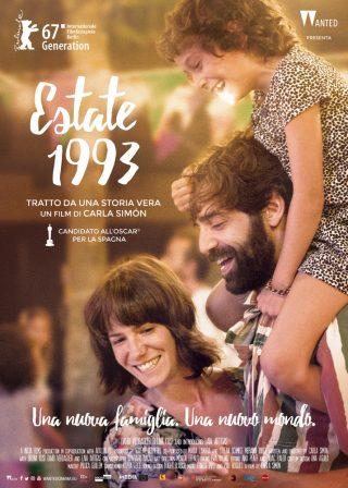 Estate 1993 - poster