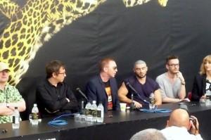 Conferenza stampa L.A: Zombie con Bruce Labruce e Francois Sagat