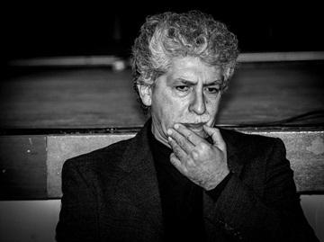 Il regista Luigi Cinque