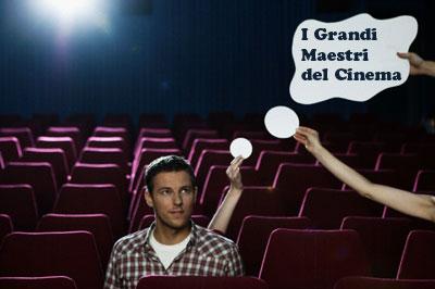 rubrica di cinemio sui grandi maestri del cinema