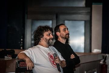 I registi Marco e Antonio Manetti