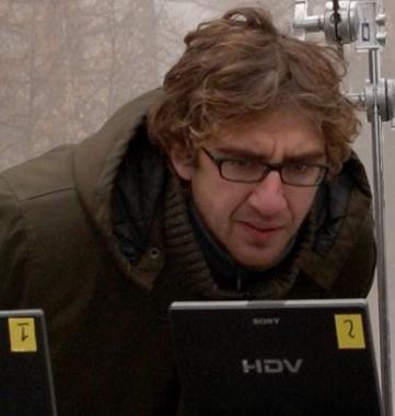 Il regista Massimiliano Camaiti