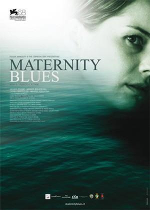 locandina ufficiale del film Maternity blues