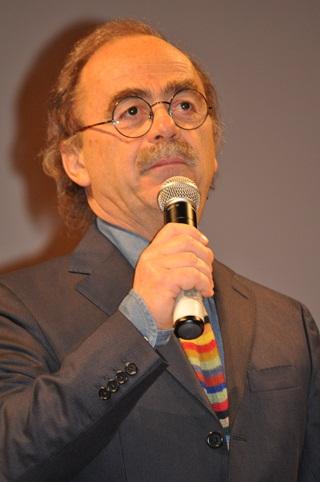 Il regista Maurizio Nichetti