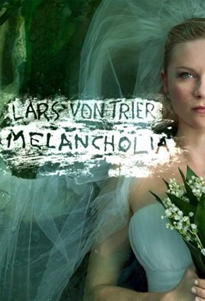 melancholia la locandina del film