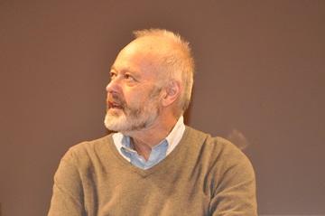 Il regista Michael Radford