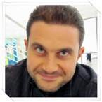 La foto di Mirko D'Isidoro, fondatore e amministratore di cinemio.it