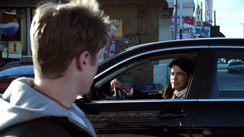 Sandy Cohen e Ryan nella prima puntata