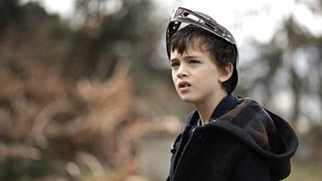 Il piccolo protagonista Edward Dring