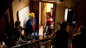 Il backstage del film