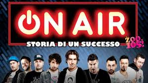 on air storia di un successo
