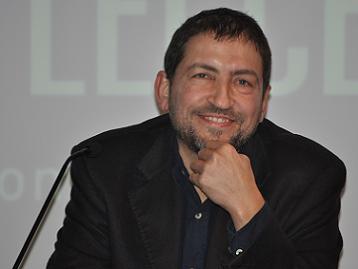 Il regista Alessandro Piva