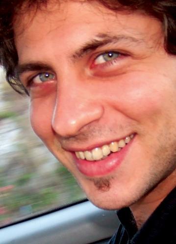 Il regista Giuseppe Petruzzellis