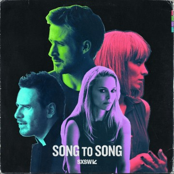 La locandina del film 'Song to Song'