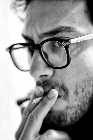 Il regista Riccardo Bolo