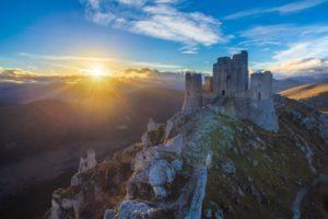 Rocca Calascio - Location di Film