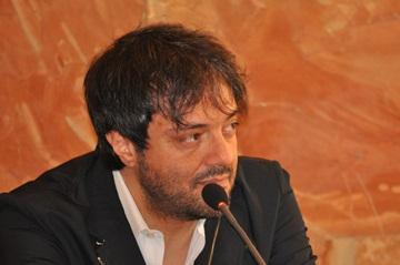 Il regista Ruggero Dipaola