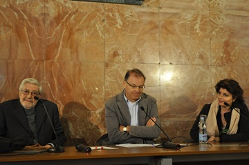 Ettore e Silvia Scola parlano di Massimo Troisi