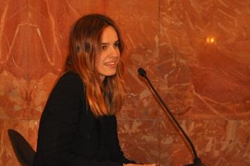 L'attrice Kasia Smutniak
