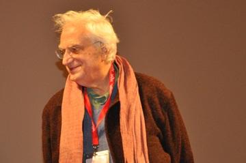 Il regista Bertrand Tavernier