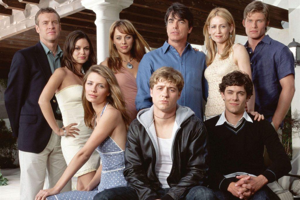 Il cast principale della prima stagione