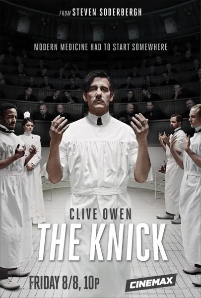 La Locandina dei The Knick
