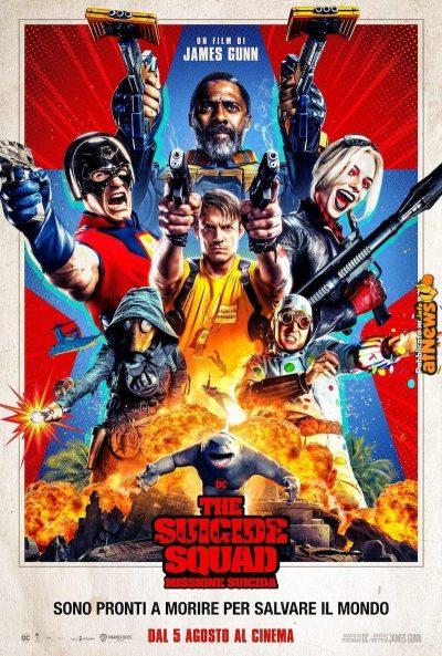 The Suicide Squad, missione suicida