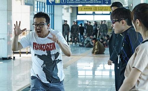 Il regista Yeon Sang Ho