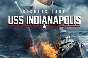 La locandina del film 'USS Indianapolis'