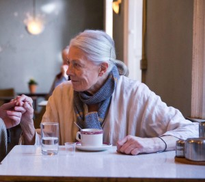 Vanessa Redgrave in una scena del film 'Il Segreto'