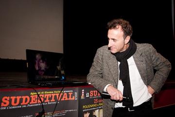 Michele Suma, direttore artistico del Sudestival, in collegamento con Lorenzo Vignolo