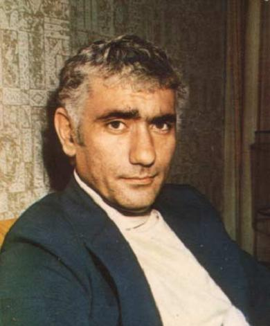 il regista turco Yilmaz Guney