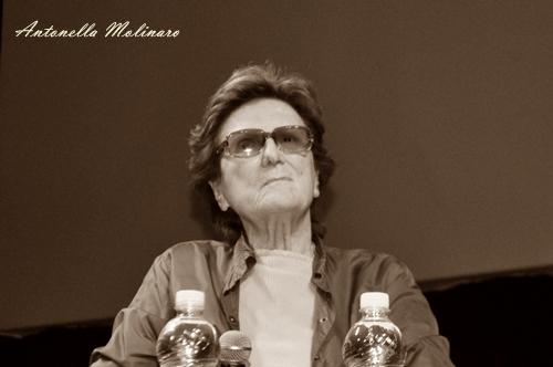 La regista Liliana Cavani