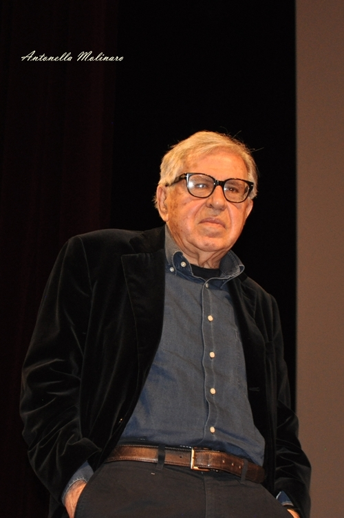 Il regista Paolo Taviani