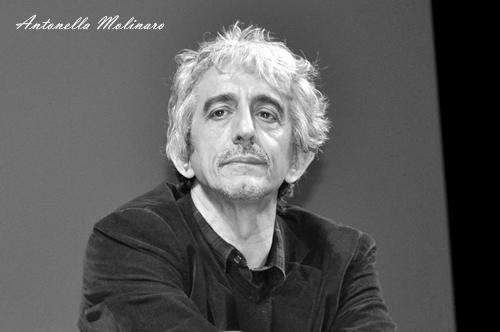 L'attore e regista Sergio Rubini