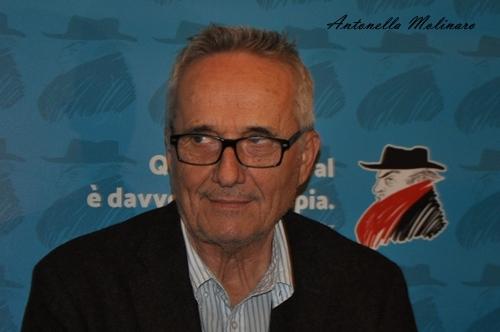 Il regista Marco Bellocchio
