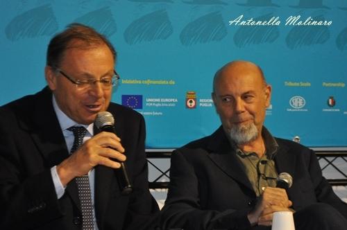 Il direttore della fotografia Luca Bigazzi