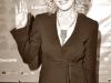 L'attrice Eva Grimaldi