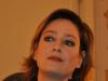 L'attrice Giovanna Mezzogiorno
