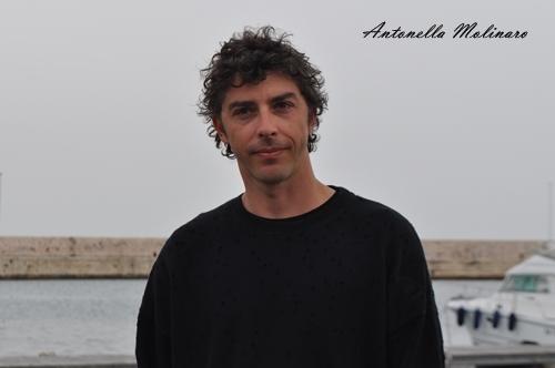 L'attore Michele Riondino